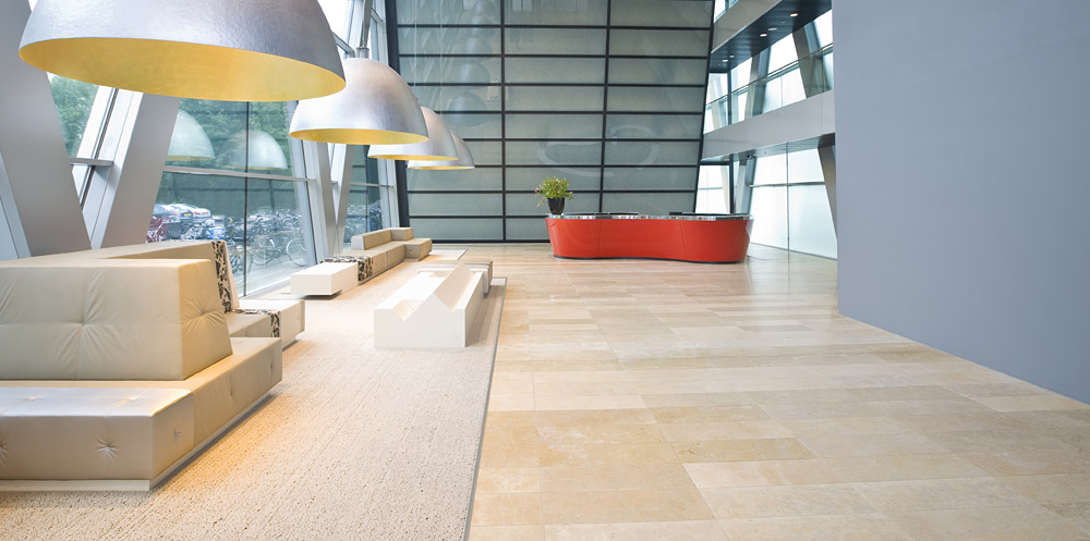 Luxury Trim System Gradus Contract Interior Solutions