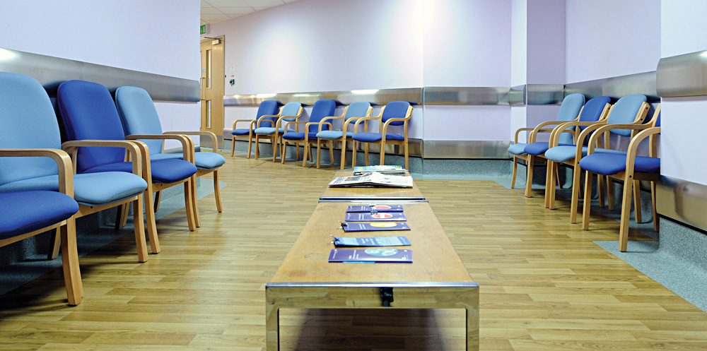 Healthcare Gradus Contract Interior Solutions