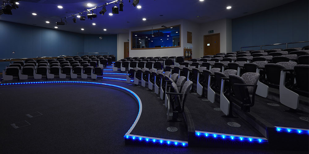 Led Step Lighting Gradus Contract Interior Solutions