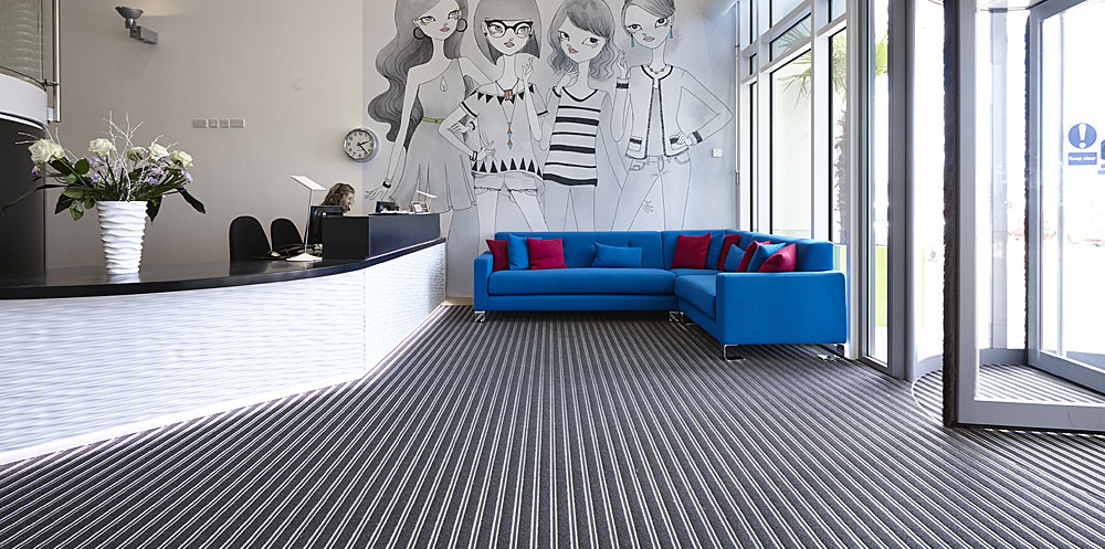 Barrier Matting Systems Gradus Contract Interior Solutions