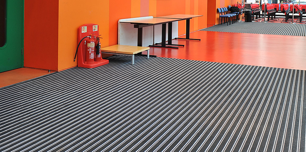 Primary Barrier Matting Gradus Contract Interior Solutions
