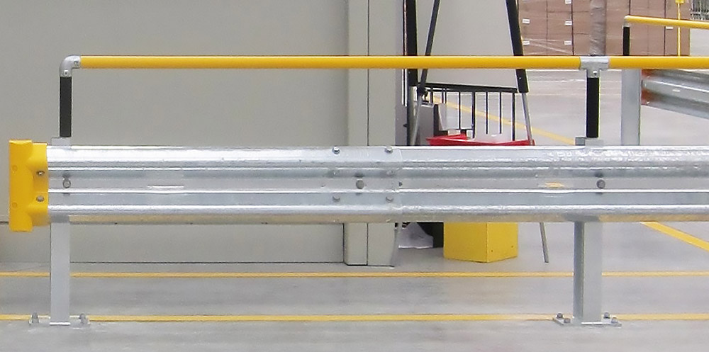 Safety Barrier Handrail Additions | Gradus - contract interior ...