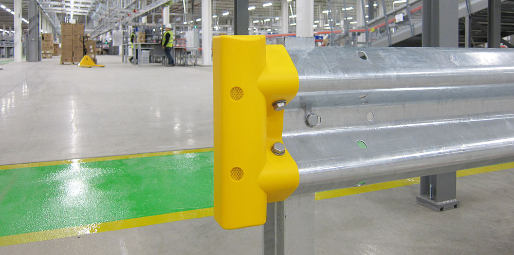 Safety Barrier System Gradus Contract Interior Solutions