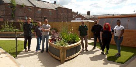Groundwork Partnership - Age UK Tameside