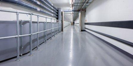 42mm Galvanised Steel Handrail System