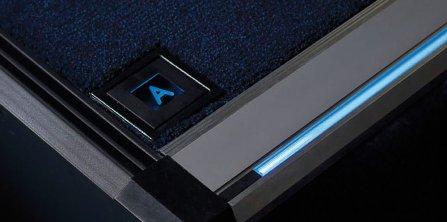LED Row Indication