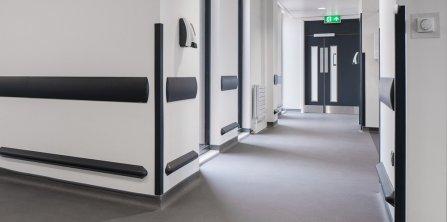 PVC-u Wall Protection Profiles