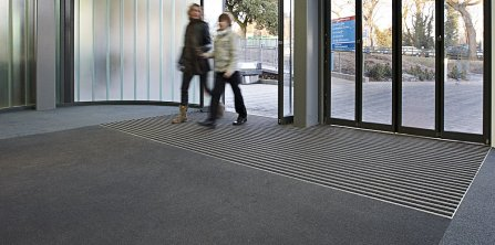 Secondary Barrier Matting