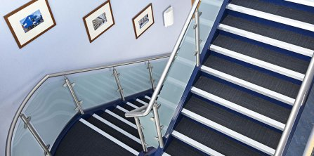 Gradus Stair Edgings