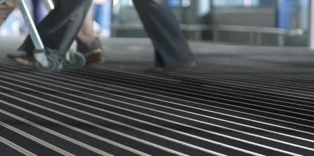 On Solid Ground – Gradus Launches Esplanade 8000 Primary Barrier Matting