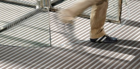 Gradus Launches Esplanade 8500 Primary Barrier Matting