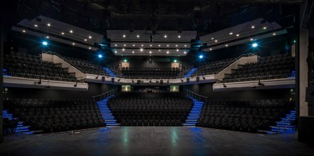 Gradus shines a light on the newly reopened Haymarket Theatre in Leicester