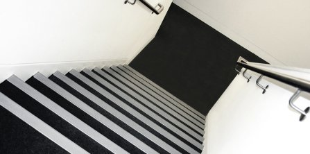 Gradus' Stair Edgings Supplied To New London Office