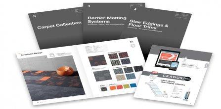 Gradus Launches Suite of New Catalogues