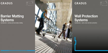 Gradus' New Catalogues Show How to Protect Floors & Walls