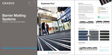 Gradus' New Matting Catalogue for Contractors and Specifiers