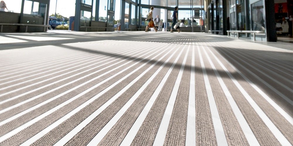 Gradus Launches Esplanade 9000 Primary Barrier Matting